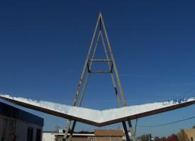 Stiles Champlin Gas Station Awning