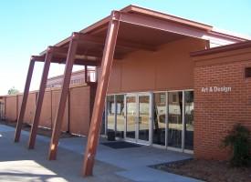 Student Union Building, UCO campus