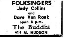 judy collins ad buddhi
