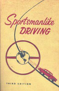 sportsmanlike driving 1