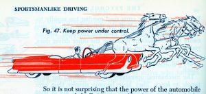 sportsmanlike driving 14