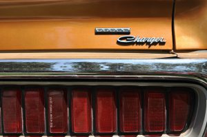 dodge charger badge