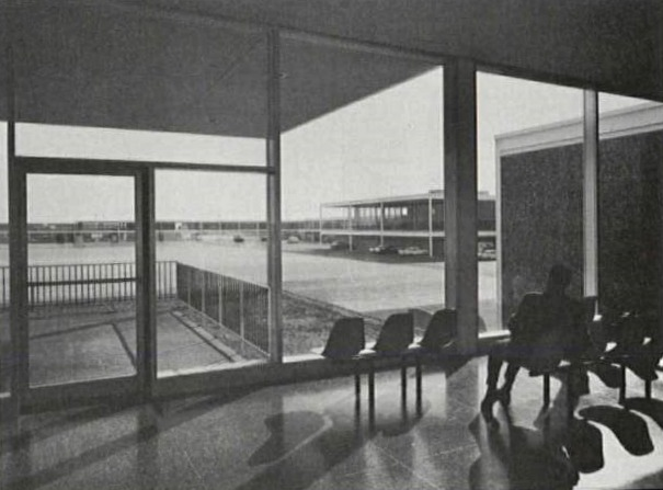 Visiting The Jet Age Tulsa International Airport In Architectural Record Magazine Okc Mod