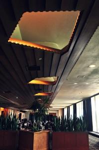 Quail Creek Country Club ceiling cutouts