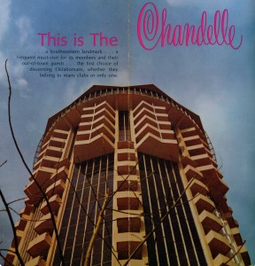 founders chandelle cover brochure
