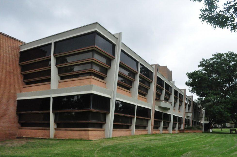 Burton Hall, OU campus