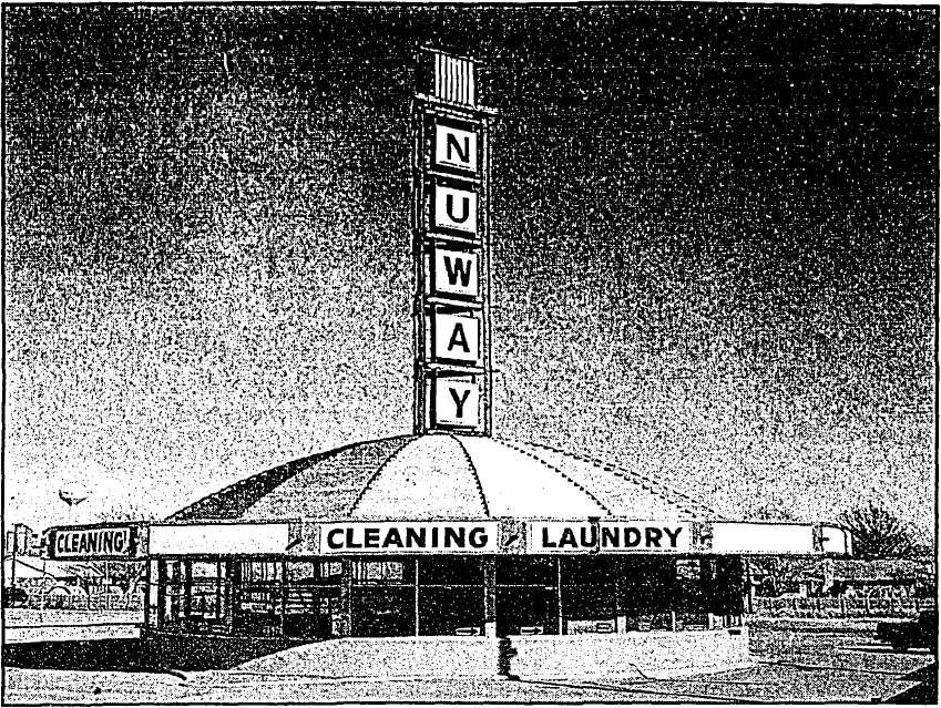 Nuway Cleaners, Moore