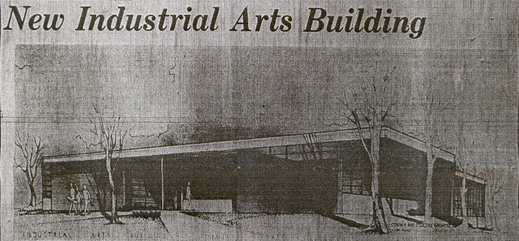 Industrial Arts Building (UCO Campus)