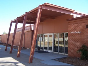 UCO Student Union Building