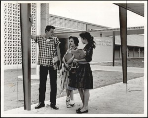 roosevelt jr high 1960