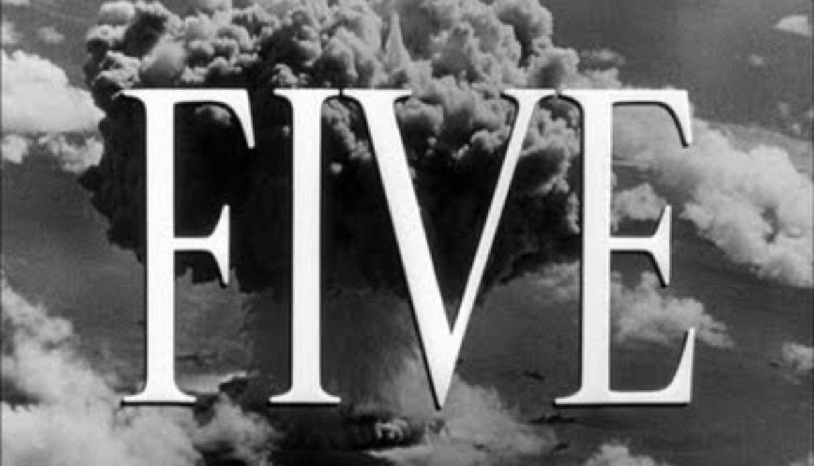 Mid-Century at the Movies — Five