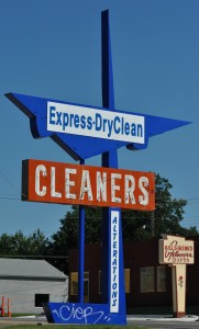 drexel cleaners sign now