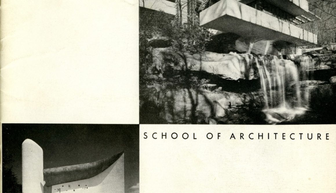 OU School of Architecture: Style is the Ultimate Morality of the Mind, part 1