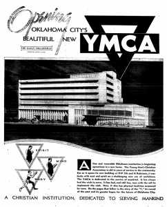downtown YMCA oklahoman
