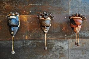 seminoff kliewer house cannibal masks