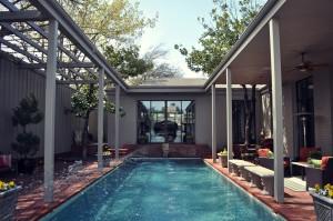 walters house pool