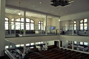 calvary baptist church - sanctuary