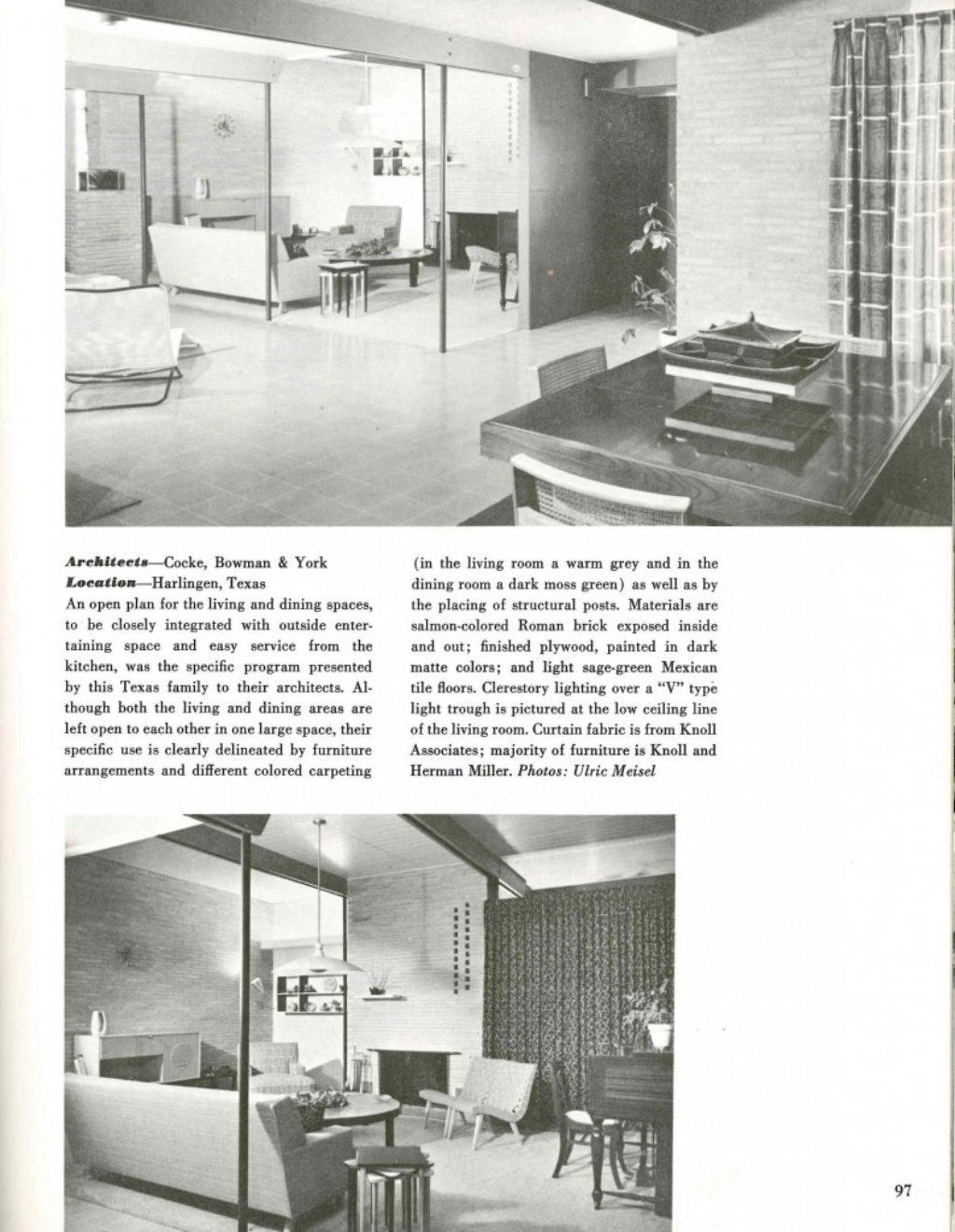Firm Project - John G. York - York house