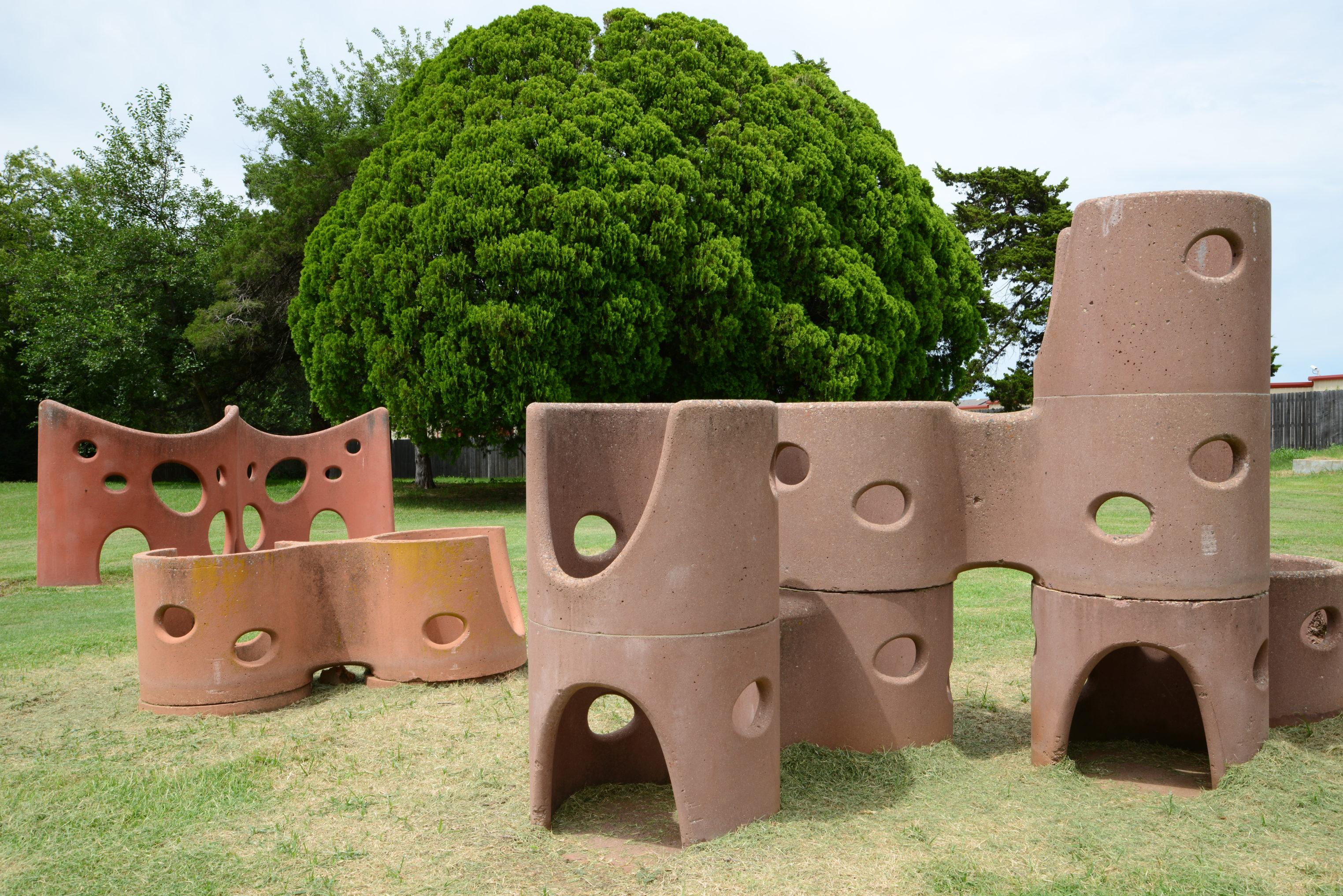Resultado de imagen de play sculpture jim miller castle