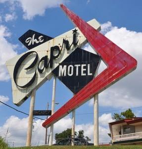 capri motel joplin