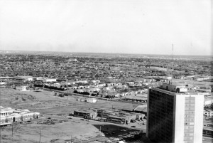 founders tower_view northeast '60s