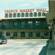 French Market Mall 1