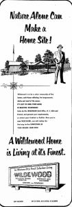 wildewood ad