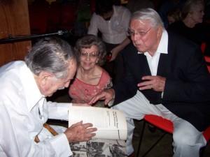 Julius Shulman Jerri Bonebrake George Seminoff 2008
