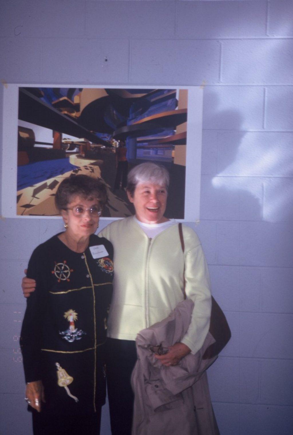 1999 Jerri Bonebrake Jean Eckenfels c
