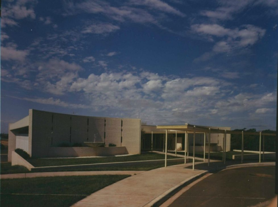 fritzler knoblock dermatology building front '60s bob bowlby