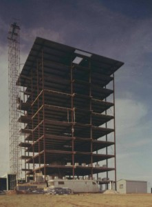 medical tower construction fritzler knoblock bob bowlby photo