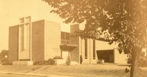 Immanuel Lutheran Church - vintage photo - htb - 08232014