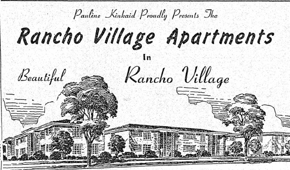 rancho village apartments robert d stone rendering
