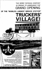 truckers village