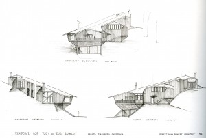 bowlby house rendering plans carmel