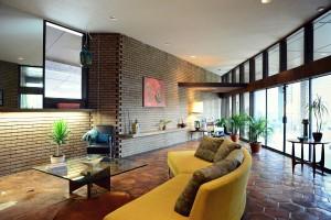 howard house living room