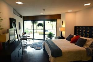 howard house master bedroom