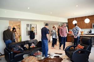 mayfair apartments living room