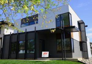 828 house exterior