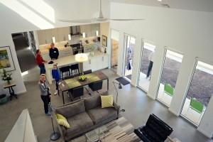 classen house living room