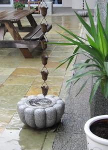 Temple Rain