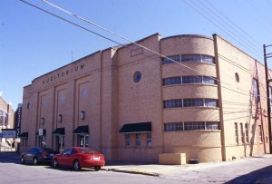 ardmore municipal auditorium - national register photo