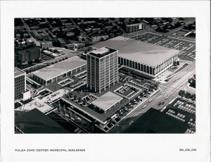 civic center rendering tulsa