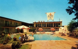 deville motel - mike ward collection