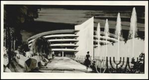 fountainhead rendering 1962