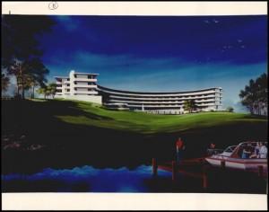 fountainhead rendering 1986