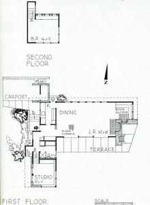 Kamphoefner Norman House Pencil Points 4