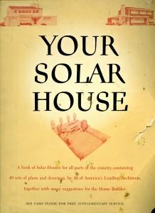 Kamphoefner Solar House 1