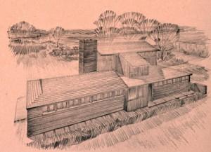 Kamphoefner Solar House 2
