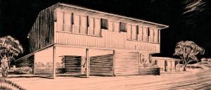 Kamphoefner Solar House 3